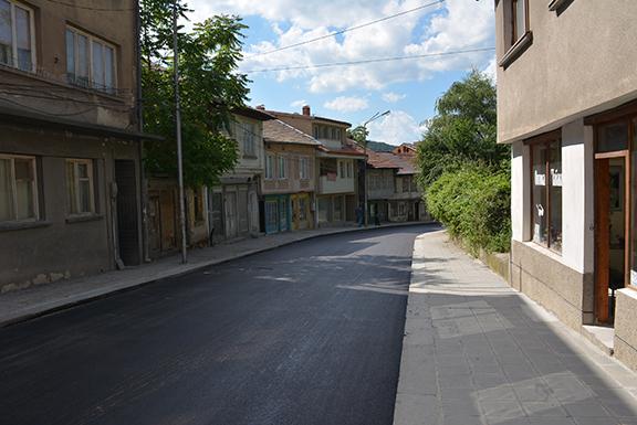 """Улица """"Николаевска"""" в Габрово"""