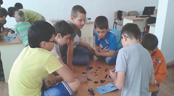 "Летен лагер за деца в ""Мехатроника"" - Габрово"