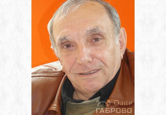 Диригент Милко Коларов, Габрово