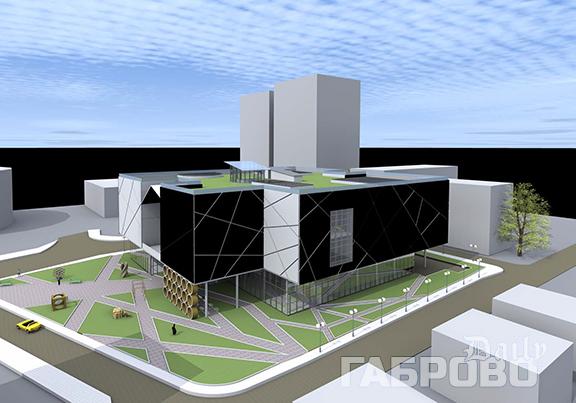 Проект за Музей на Кристо в Габрово