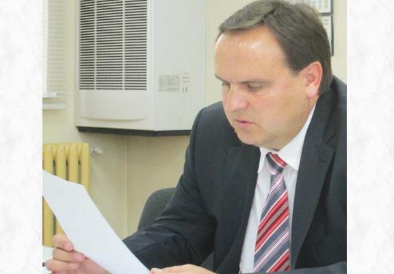 Николай Григоров, областен управител на Габрово