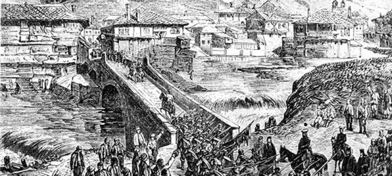 Освобождение на Габрово, 10 юли 1877 г.