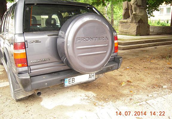 Неправилно паркиране в Габрово