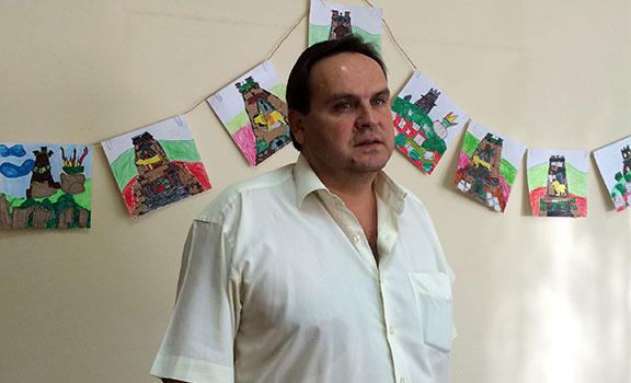Николай Григоров - национално честване Шипченска епопея