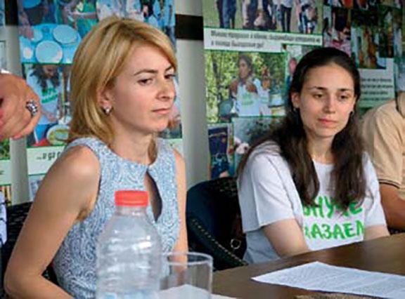 Споразумение за мрежа от приемни села в България