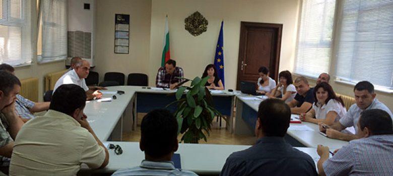 Избор на РИК - Габрово, 10 август 2014