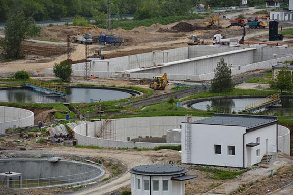 Пречиствателна станция за отпадни води - Габрово
