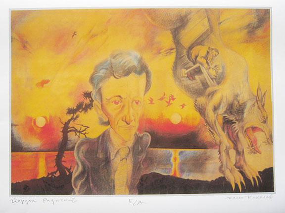 Изложба на Калин Николов в ДХС - Габрово