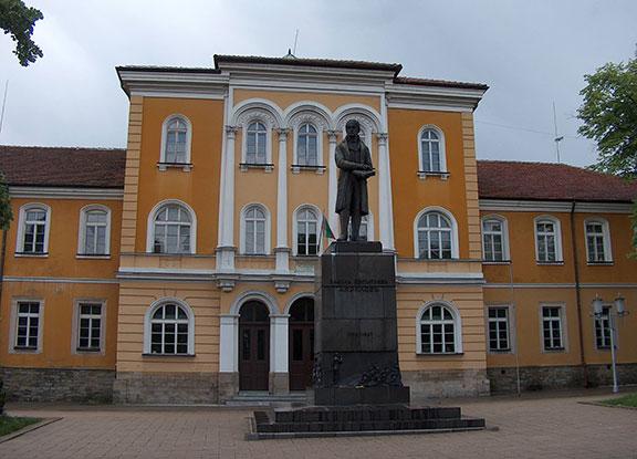 Национална Априловска гимназия - Габрово