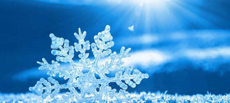 Първи сняг в Габрово
