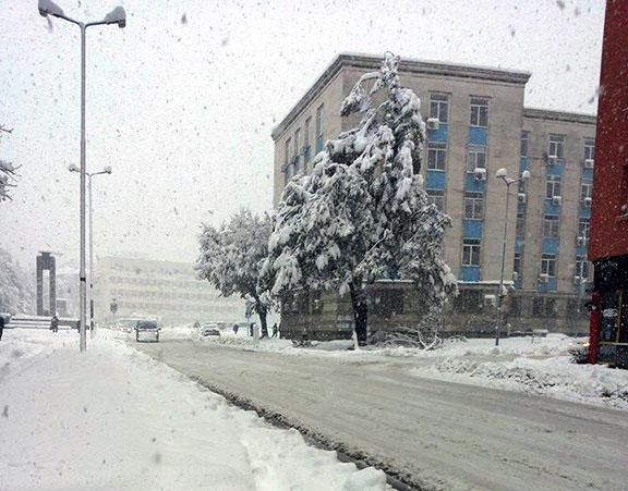 Бедствено положение е обявено в Габрово, 25 октомври 2014