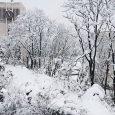 Зимна обстановка в Габрово - 28 октомври 2014