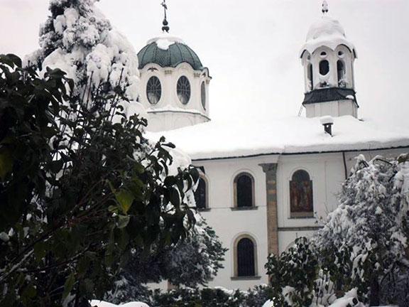 Зимна обстановка в Габрово - 31 октомври 2014