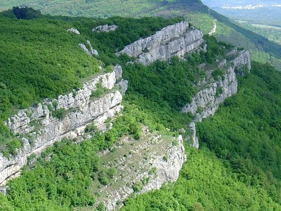 Витата стена край Габрово
