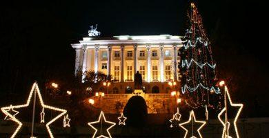 Коледа и Нова година в Габрово