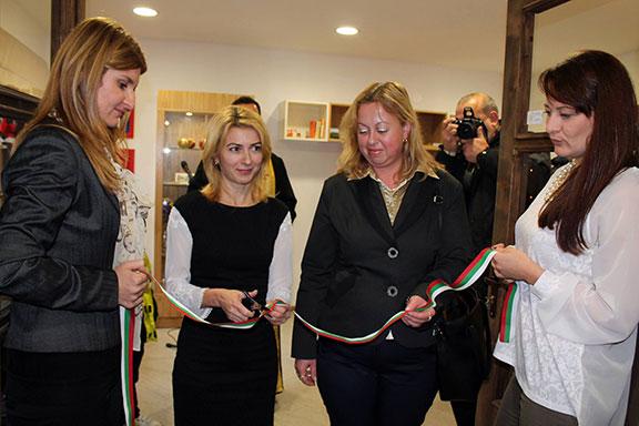 Откриване на туристически информационен център - Габрово