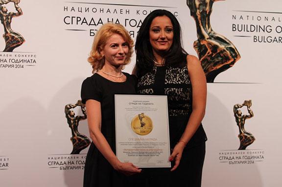 Специална награда за Интерактивен музей на индустрията