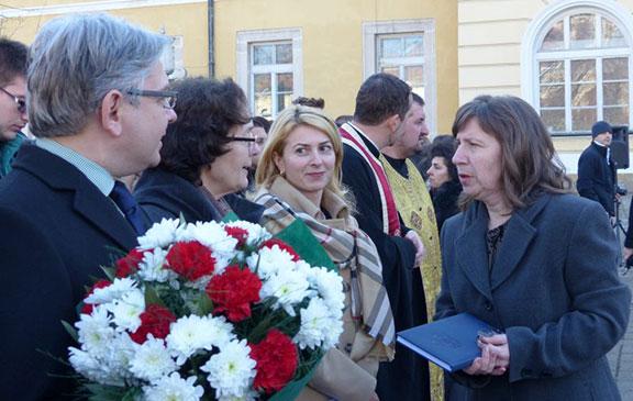 Секретари на президента в Габрово