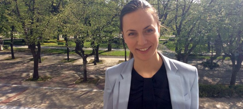 Евродепутатът Ева Паунова