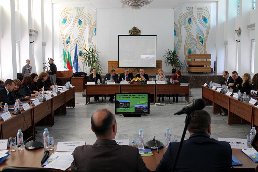 Кръгла маса в Габрово за добрите практики и предизвикателствата пред деинституционализацията на деца