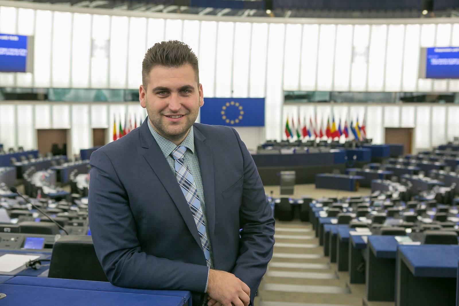 Евродепутатът Андрей Новаков