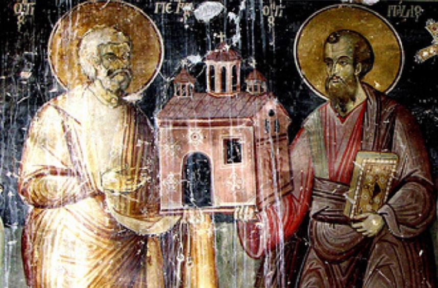 Св. апостоли Петър и Павел - Петровден