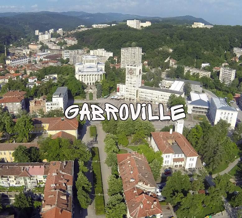 Компютърна игра за Габрово Gabroville