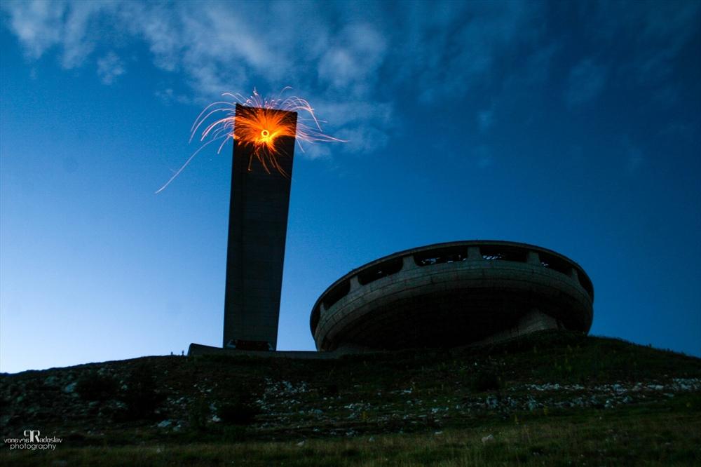 Монументът на Бузлуджа © Радослав Първанов