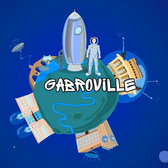Първата компютърна игра за Габрово Gabroville
