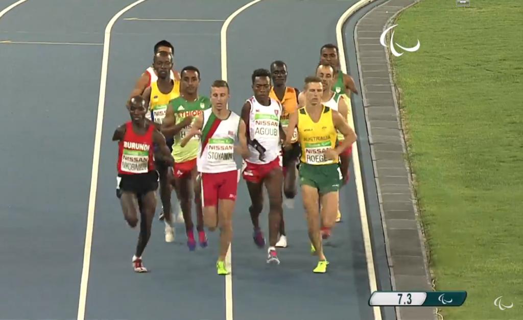 Габровецът Християн Стоянов на Параолимпиадата в Рио. Изображение: sport-gabrovo.com
