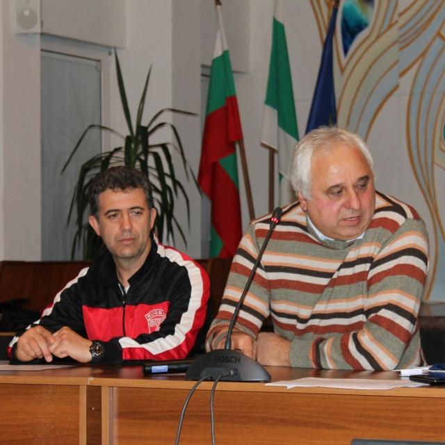 Иван Господинов стана председател на Консултативен съвет по въпросите на спорта към кмета на Община Габрово