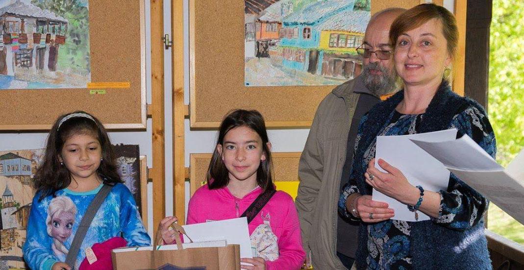 """Национален пленер на детската рисунка в ЕМО """"Етър"""""""
