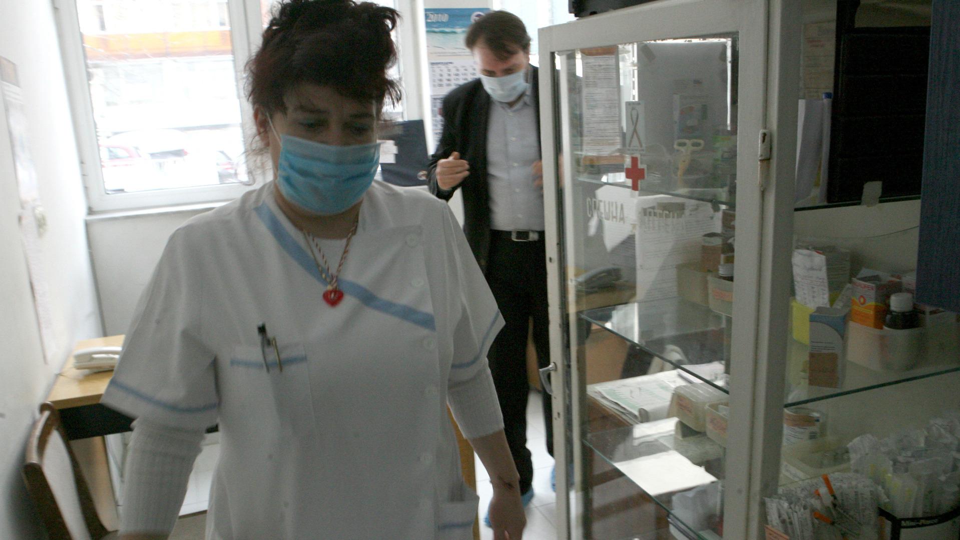 Габрово пред грипна епидемия