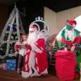 Дядо Коледа в Държавен куклен театър Габрово