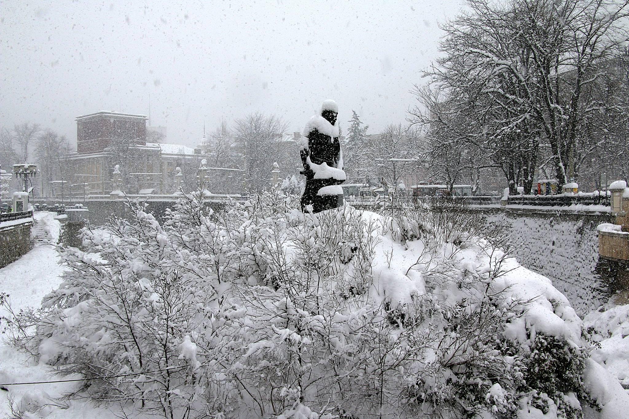 Зима в Габрово © Стоян Братованов