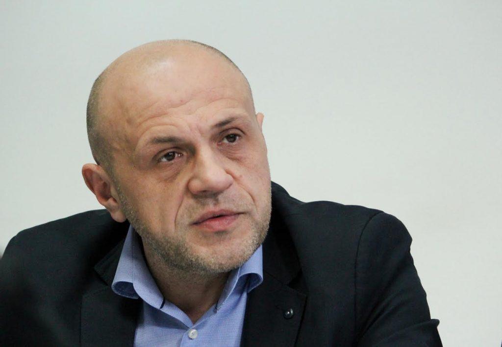 Томислав Дончев в Габрово
