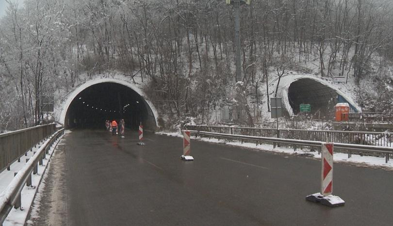 "Тунел ""Ечемишка"", АМ ""Хемус"" © БНТ"