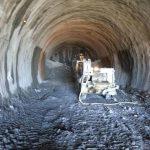 Малък тунел под Бакойския баир. Част от проект Западен обходен път с тунел под Шипка. Изображение: ПП ГЕРБ