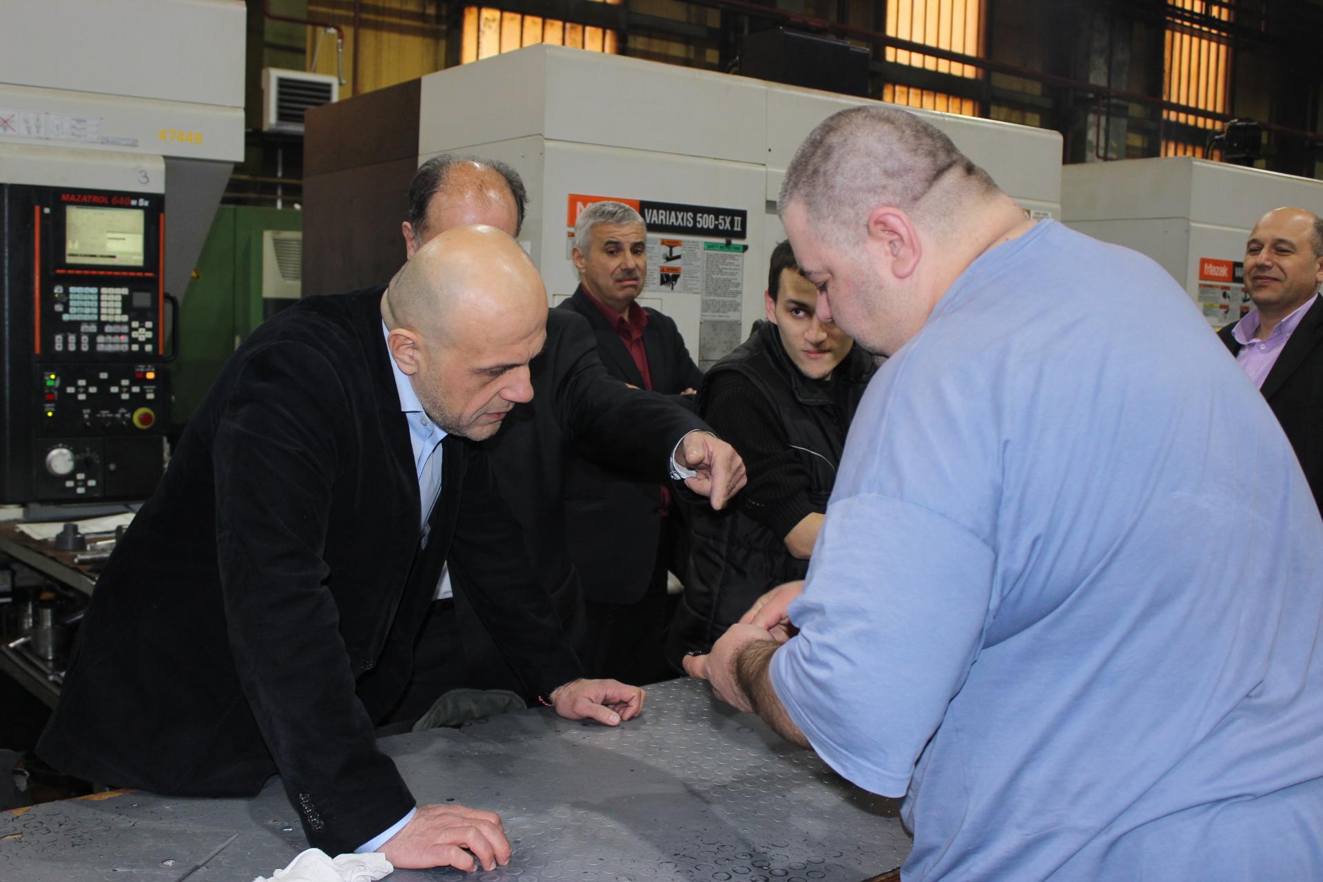 Томислав Дончев. ПП ГЕРБ Габрово