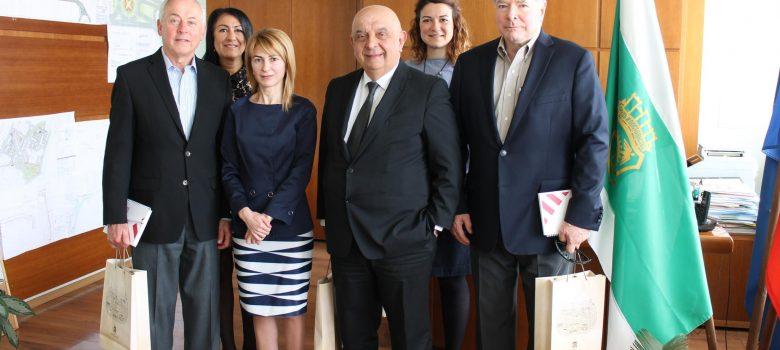 """Представители на Съвета на директорите на Фондация """"Америка за България"""" са на двудневно работно посещение в Габрово"""