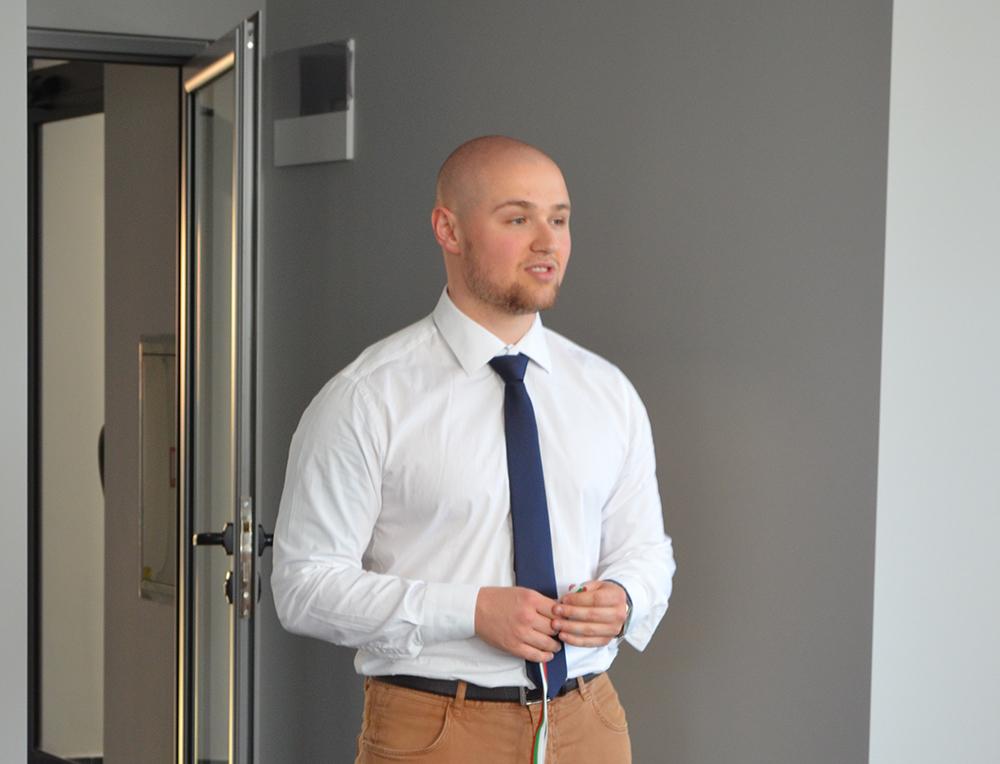 Божидар Бошнаков, регионален мениджър на агенция FFW Габрово