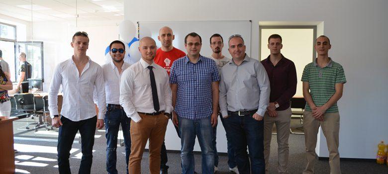 Откриването на офиса на FFW Габрово през 2016 г. © FFW Габрово