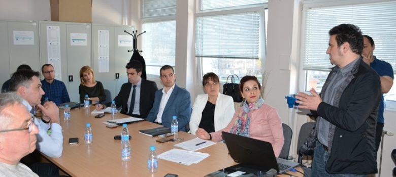 Анкета за иновационния капацитет на фирмите в Габрово