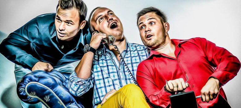 "Група ""Нема к'во"" в Дома на хумора и сатирата в Габрово"