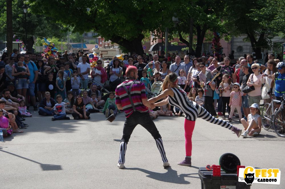 6Fest: Цирк де ла Люлин © 6Fest