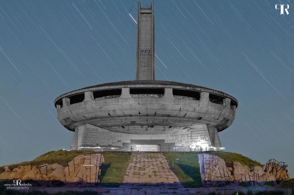Паметникът на Бузлуджа