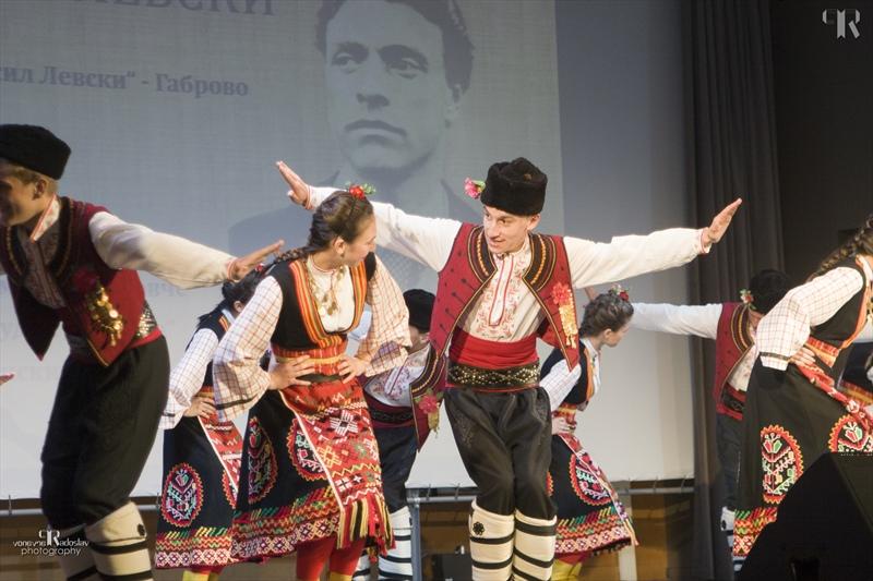 """Концерт-спектакъл """"Годината на Левски"""" © Радослав Първанов"""