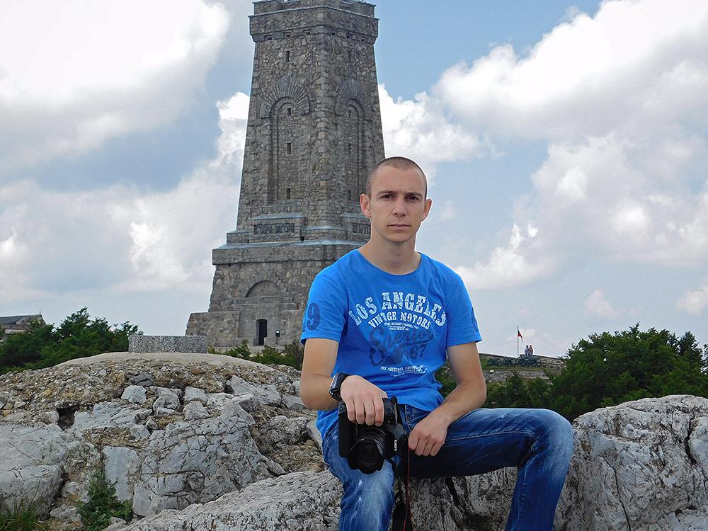 Радослав Първанов. Снимка: Личен архив