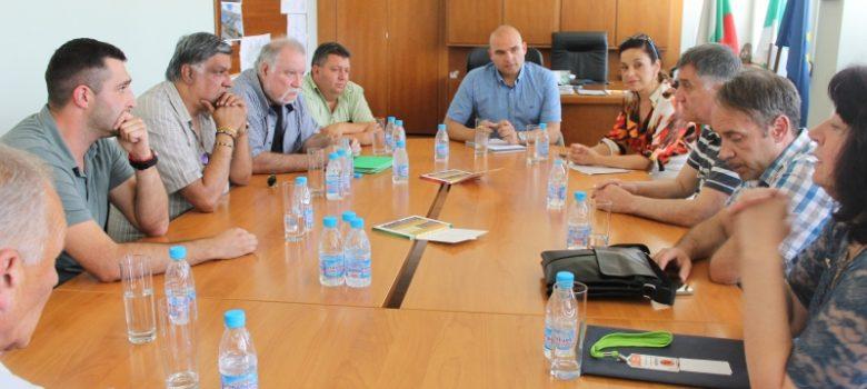 Среща на габровски фирми с ръководството на Европейската индо-азиатска асоциация за бизнес, култура и приятелство