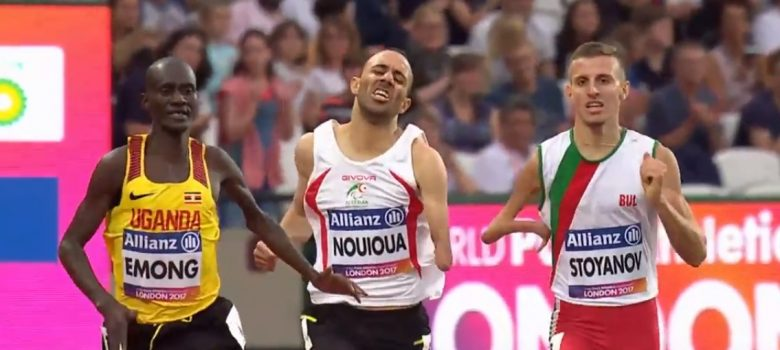 Християн Стоянов с бронзов медал от Шампионата на планетата за хора с физически увреждания
